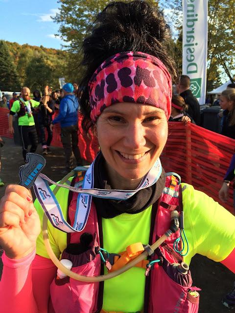 Marlène Couture Marly course ultra marathon