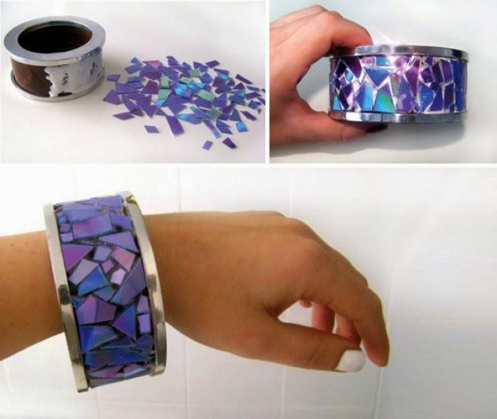 Nuevas Ideas para Reciclar CDs