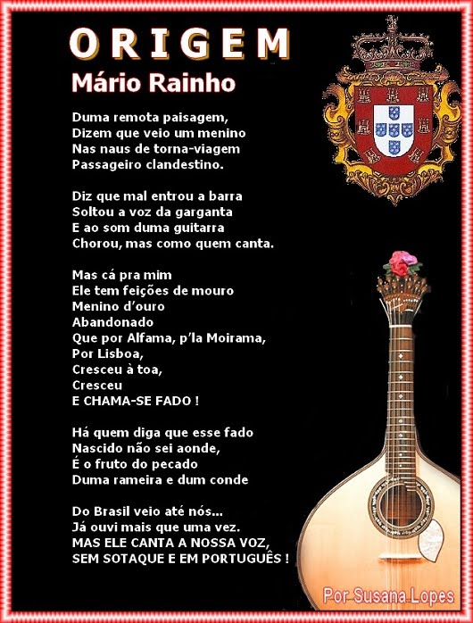 Origem de Mário Raínho