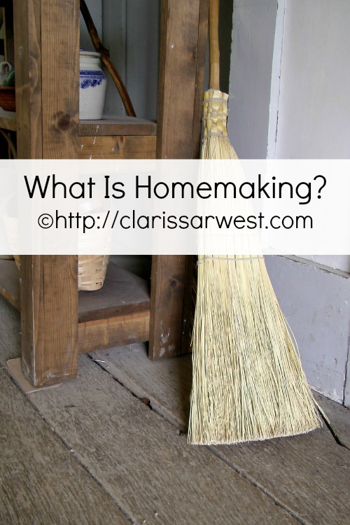 What Is Homemaking?