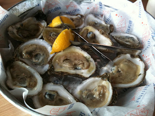 Rockafeller's dish Oysters