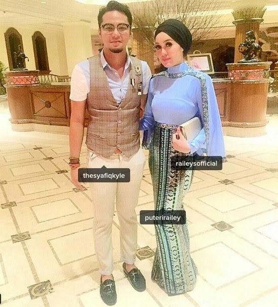 Uqasha Senrose Berbaju Ketat & Peluk Syafiq Kyle Dikritik, info, terkini, hiburan, sensasi, gosip, kontroversi, uqasha senrose, syafiq kyle