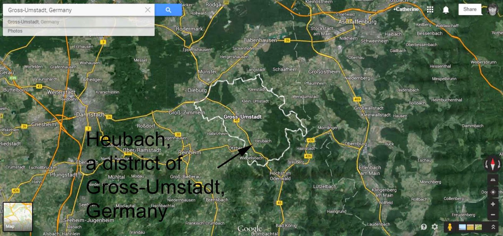 Google Maps Germany Syria Control Map - Vilnius maps google