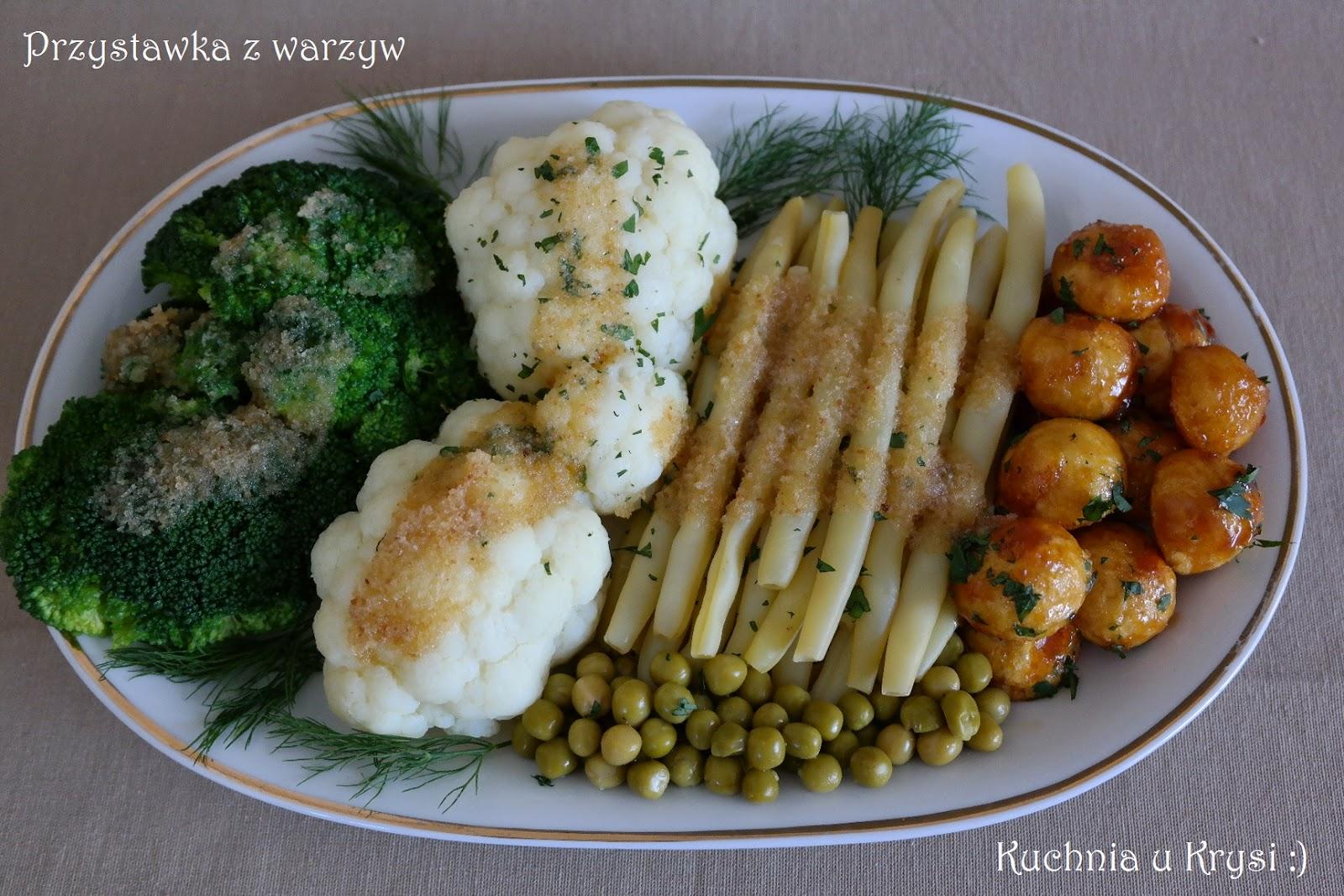 Kuchnia U Krysi Przystawka Z Warzyw Samo Zdrowie