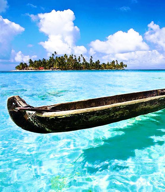 Dog Island, San Blas, Panama: