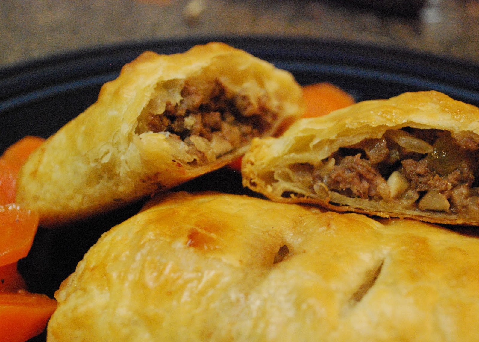 Caitlin's Cooking and More: Beef Wellington Hand Pies
