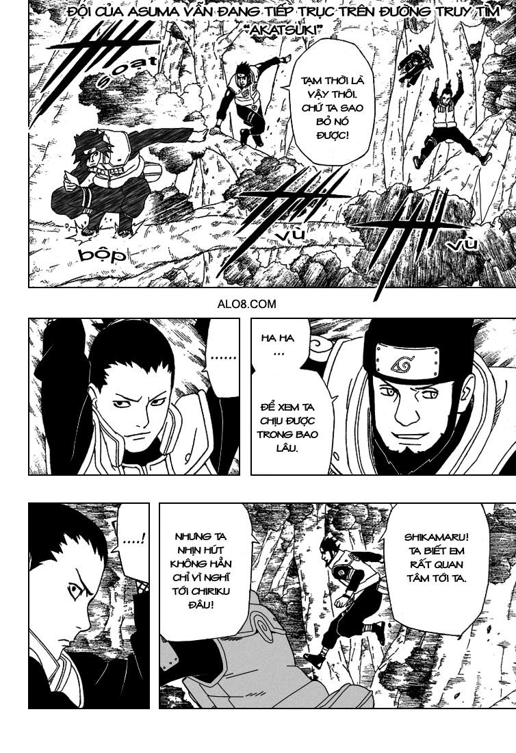 Naruto chap 322 Trang 2 - Mangak.info