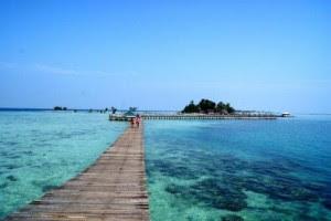 Objek Wisata Pulau Tidung Murah 2013
