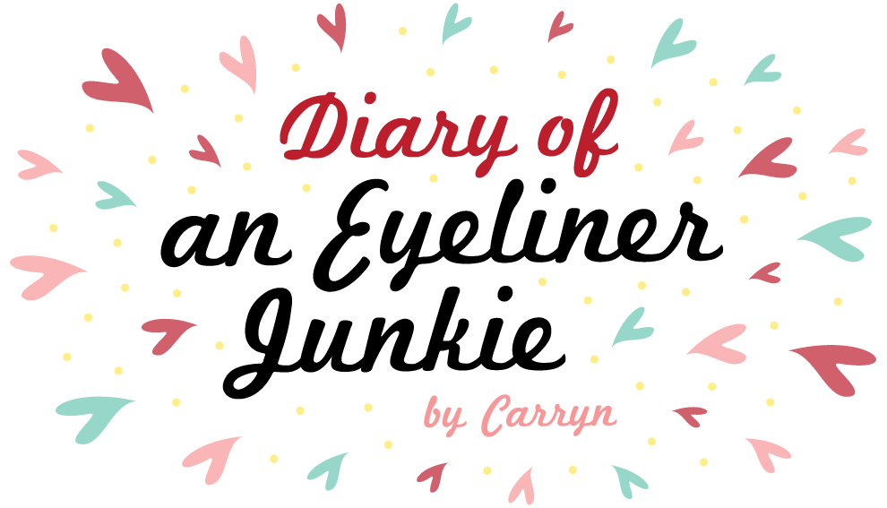 Diary of an Eyeliner Junkie