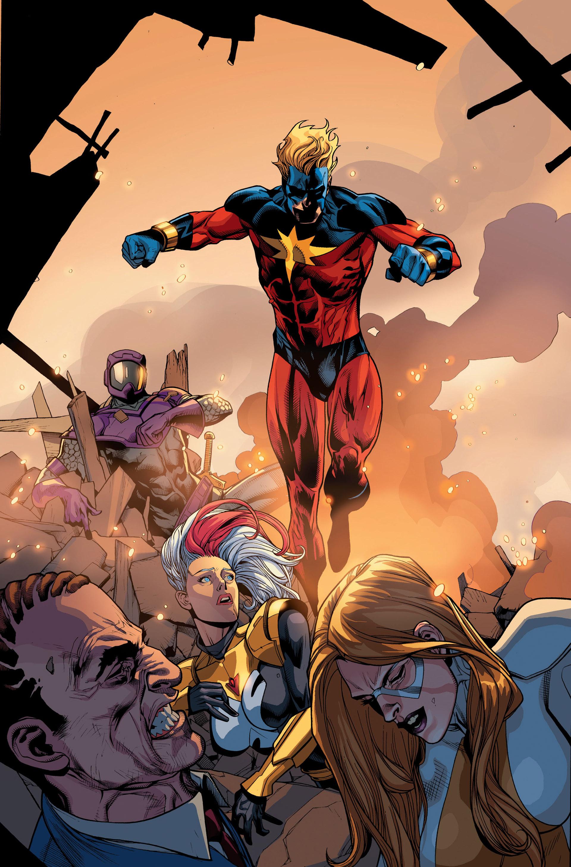 Read online Secret Invasion comic -  Issue #1 - 27