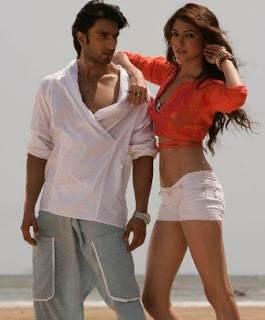Anushka in Ladies Vs Ricky Bahl in Lucknowi Chikan Top