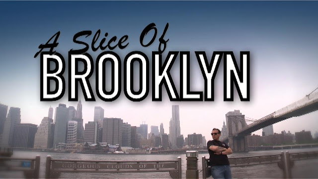 "The Travel Channel's special ""A Slice of Brooklyn"" show airs March 7 at 10 PM!"