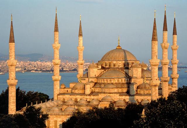 ze viagem foto mesquita azul
