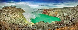 Kawah Ijen – Blue fire – Banyuwangi