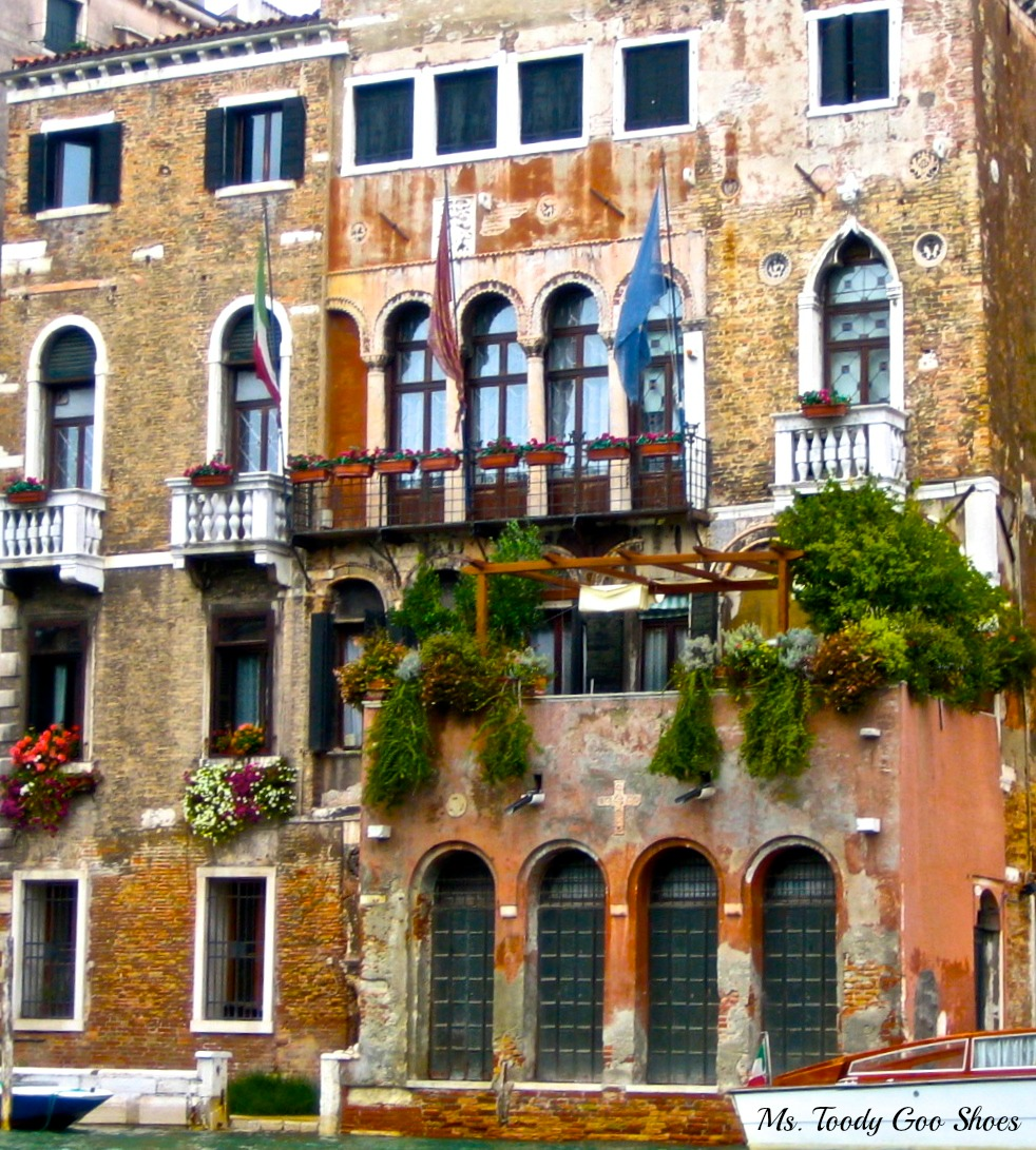 Venice, Italy --- Ms. Toody Goo Shoes