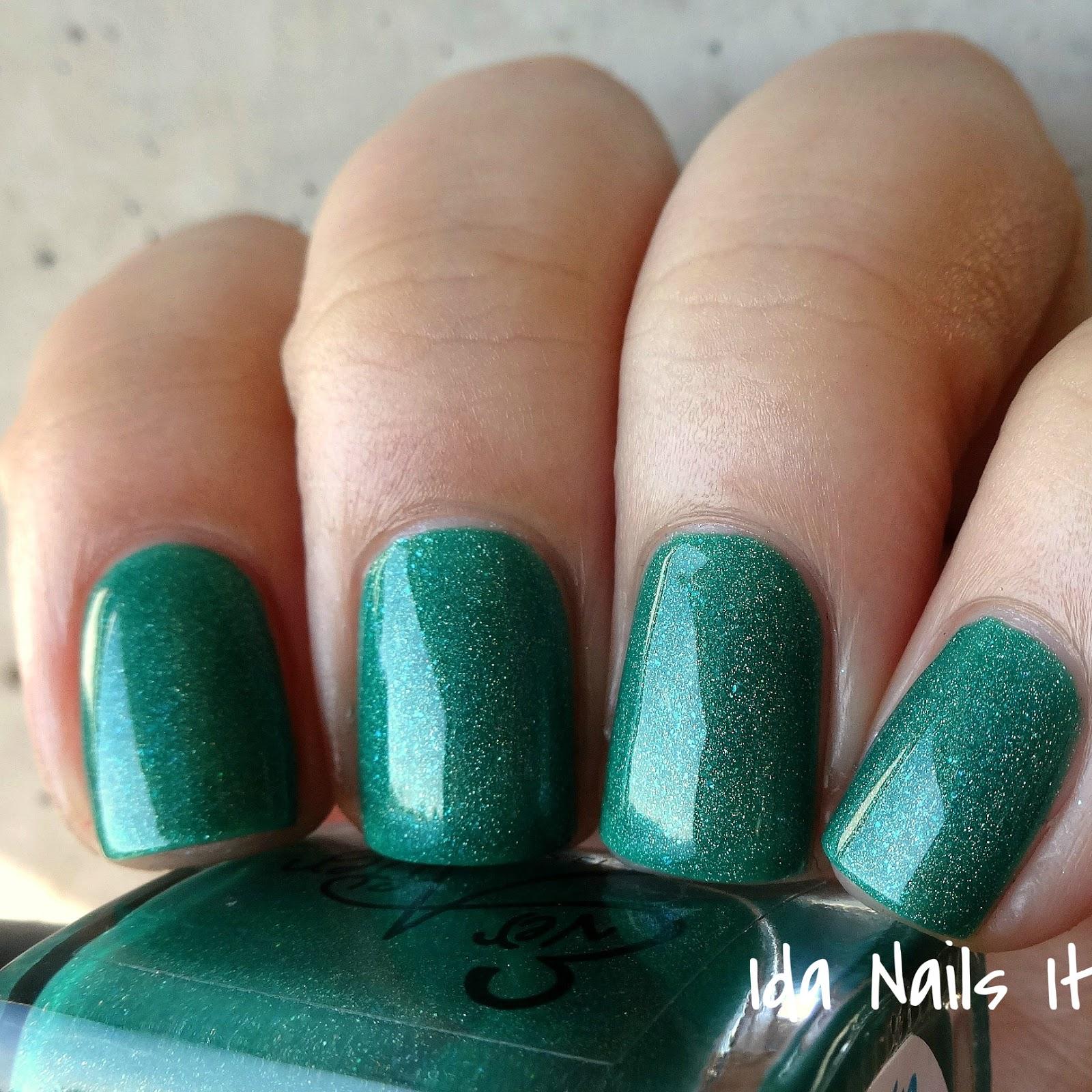 Ida Nails It: Ever After Polish Nail Whisperer Exclusives - Born to ...
