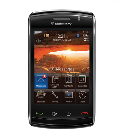 Jual BlackBerry Odin 9550 Black Market