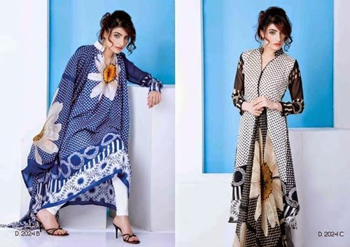 Sitara Cotton Queen Lawn 2014 Vol-2