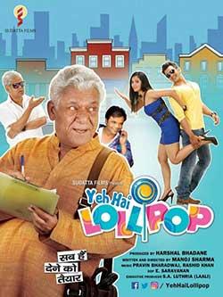 Yeh Hai Lollipop 2016 Bollywood 300MB HDTVRip 480p