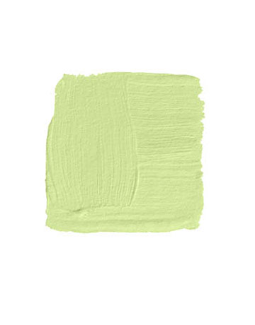 Dionne designs 7 spring colors for your kitchen for Light green kitchen paint