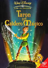 Tarón y el Caldero Mágico