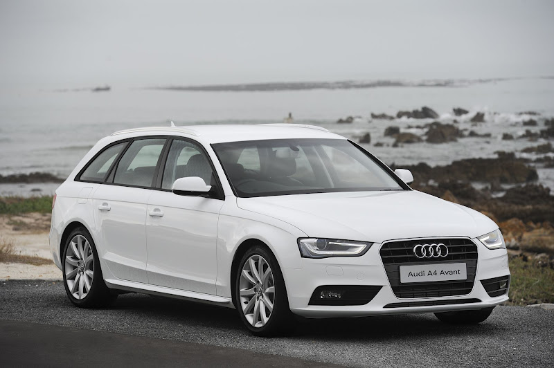 in4ride audi a4 shows facelift cool technology. Black Bedroom Furniture Sets. Home Design Ideas