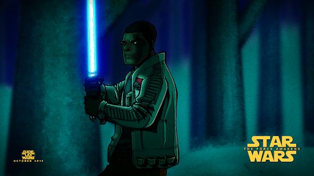Fond d'écran Star wars : Le Réveil De La Force - Wallpaper Star Wars : The Force Awakens