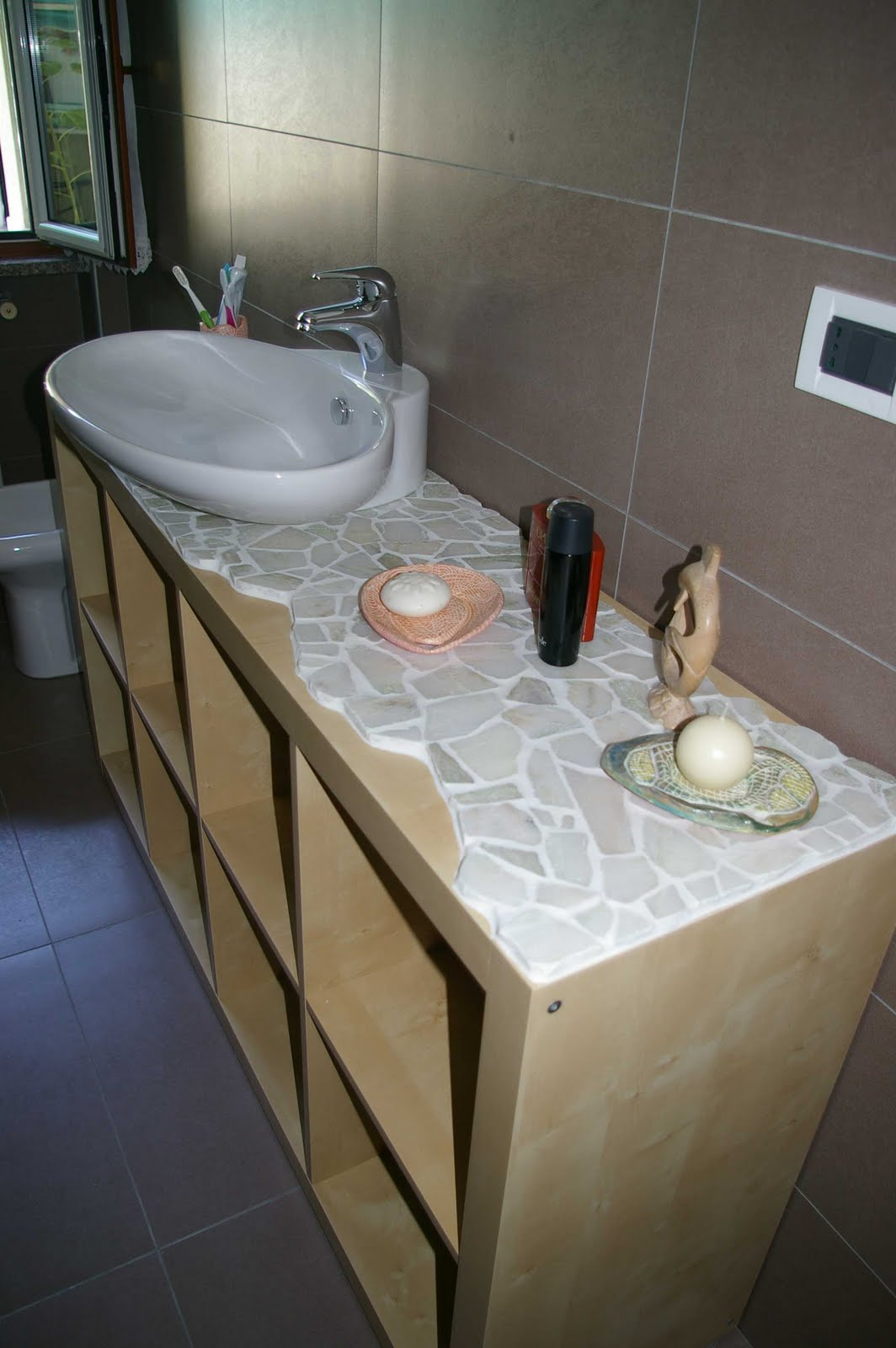 Ikea Bathroom Sink : EXPEDIT sink cabinet - IKEA Hackers - IKEA Hackers