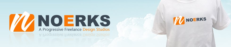 NOERKS - A Progressive Freelance Design Studios