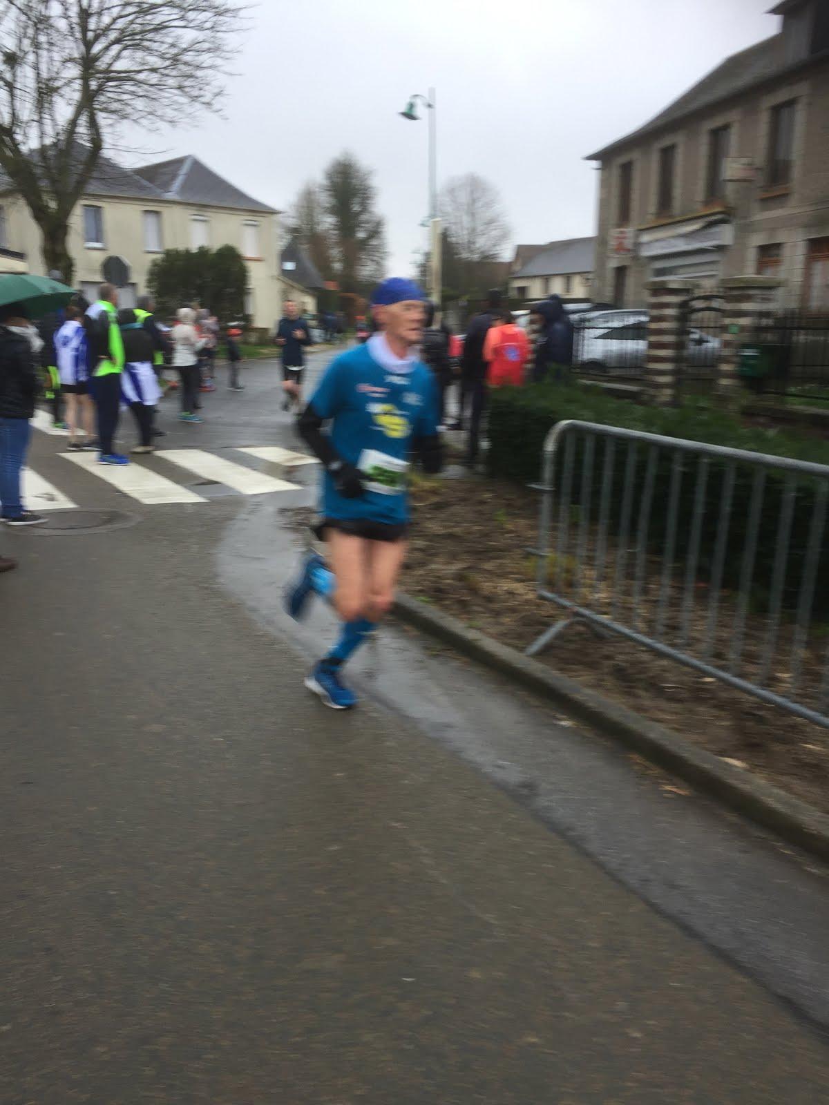 30km pour william blondel