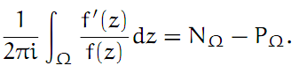 Complex Analysis: #21 The Logarithmic Derivative equation pic 3