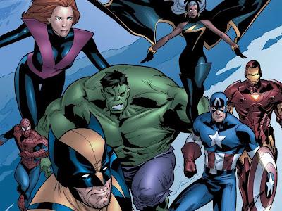 Avenger_Cartoon#2 Free Wallpaper