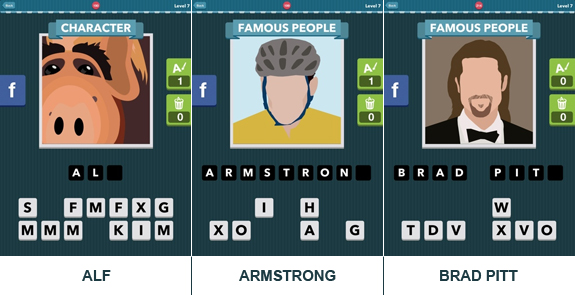 Icomania: cheats, hints, help, solutions and answers - Level 7