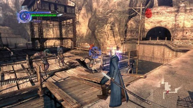 Devil May Cry 4 Special Edition PC Gameplay