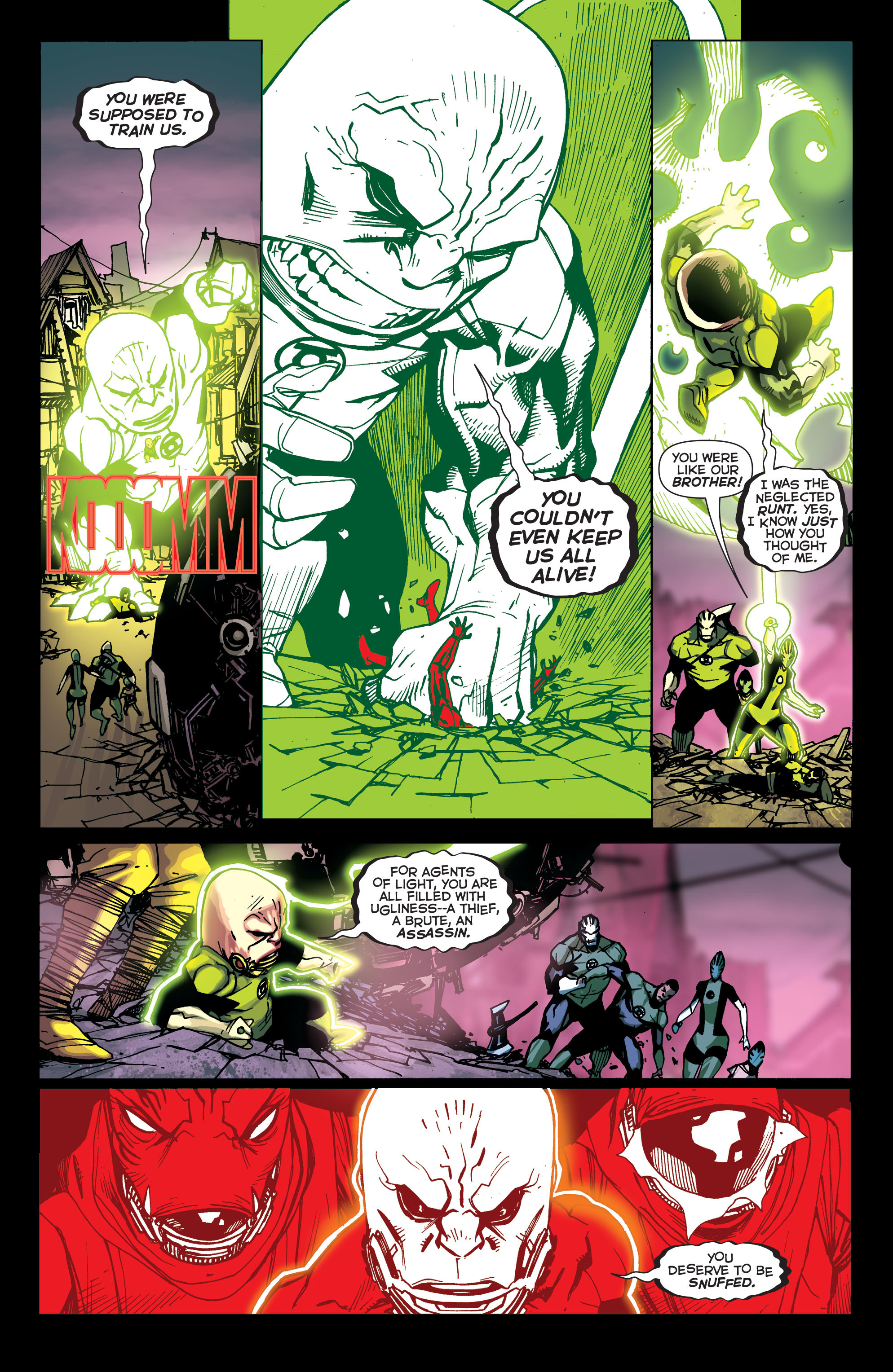 Green Lantern Corps (2011) Issue #40 #43 - English 10