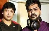 Simbu Sings For Actor Prashanth