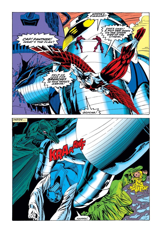 Captain America (1968) Issue #417 #366 - English 12