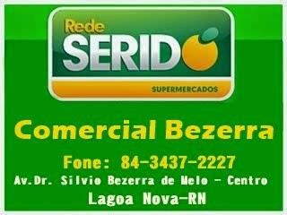 Comercial Bezerra - Lagoa Nova-RN