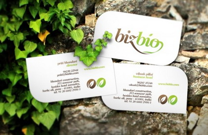 38) Business Card
