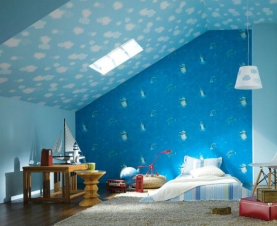 kids room decor wall decals