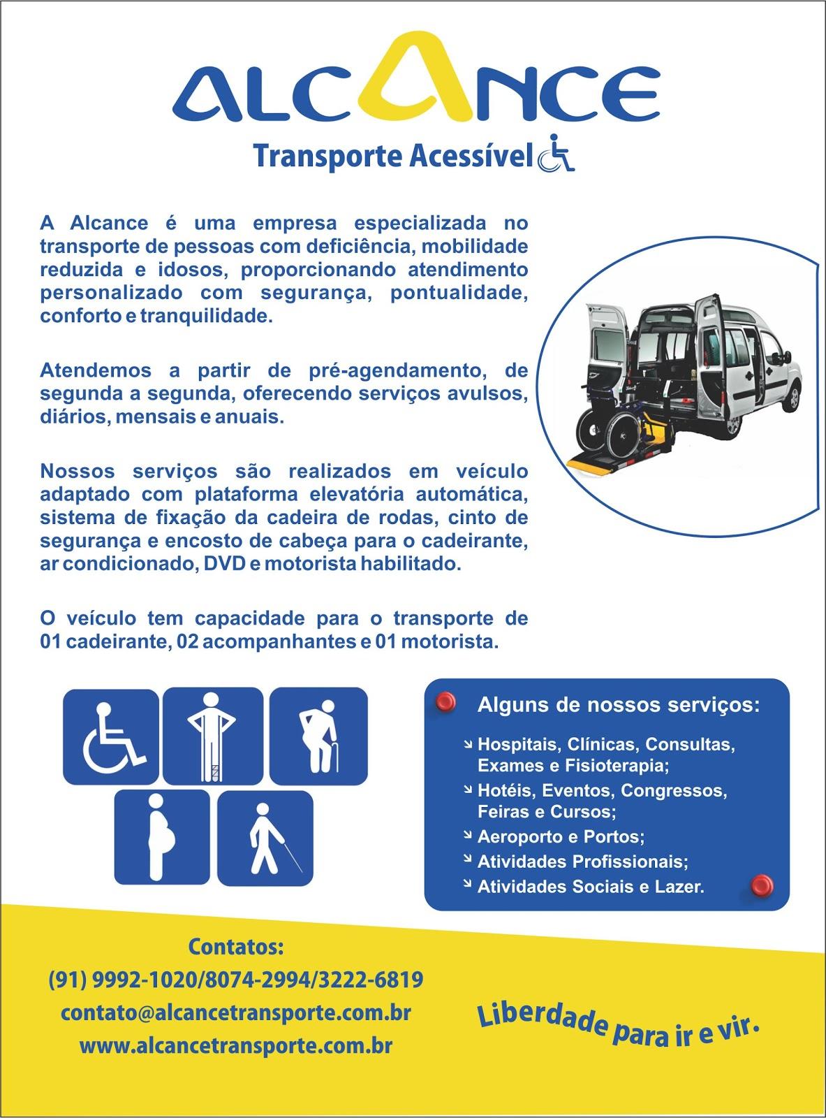 Transporte para pessoas com mobilidade reduzida cadeirantes e idosos #C1AA0A 1183 1600