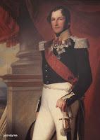 Koning Leopold I (1790-1865), was koning van België van 1830 tot 1865.