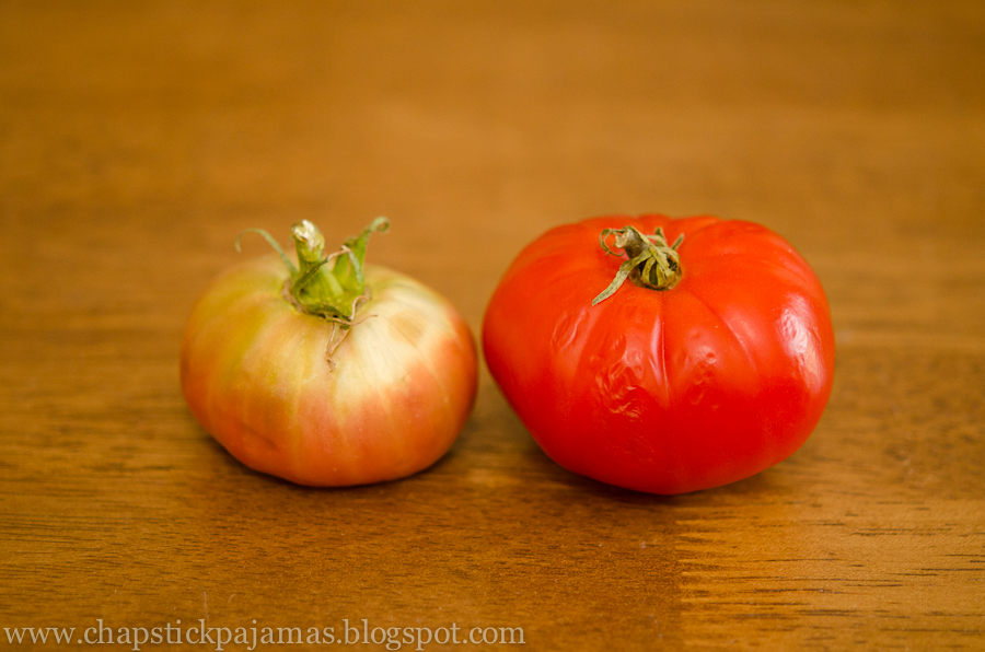 how to get green tomatoes to ripen off the vine