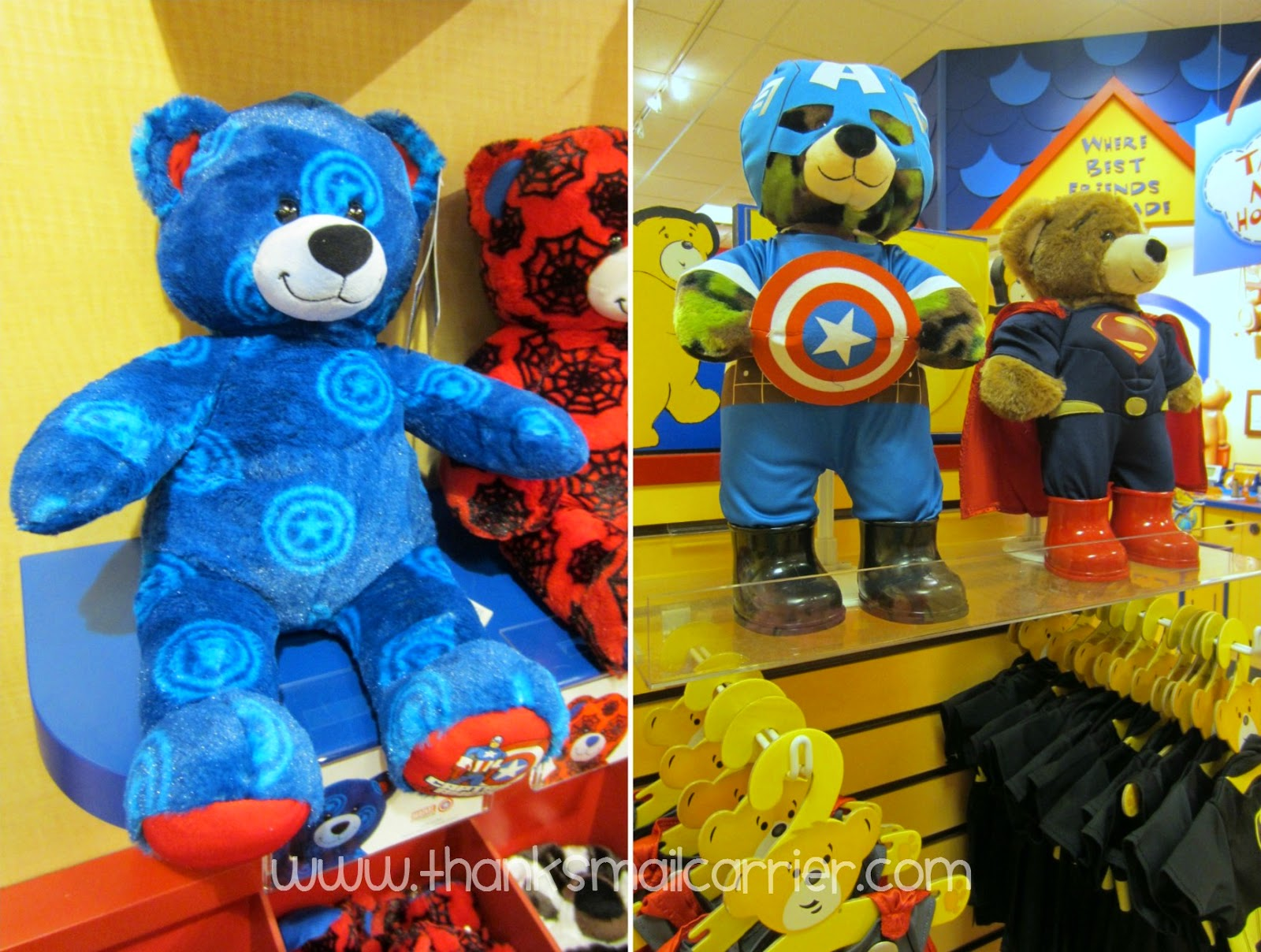 Build-A-Bear Captain America