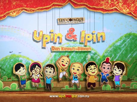 kesuksesan film animasi Upin dan Ipin