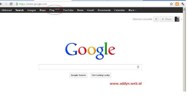Google play (android market)