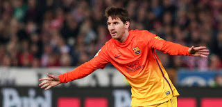 Lionel Messi, Barcelona, soccer, football