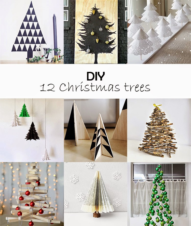 DIY Monday # Christmas tree