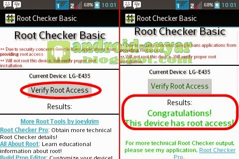 Root LG L3 II Dual E435 Without Flash ROM (Without Replace KDZ File)
