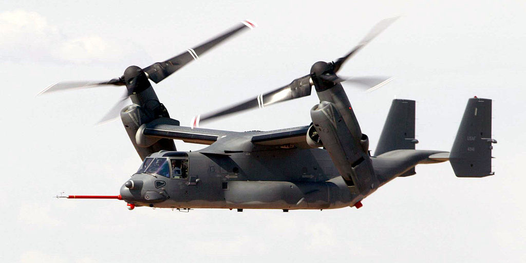 Another contract soon to be awarded is for 99 V-22 Osprey tilt-rotor  aircraft for about $6.5 billion by the United States Navy. The V-22 Osprey  is build by ...